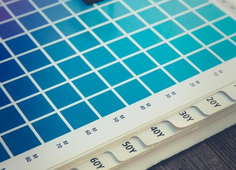 Die richtige Farbgebung der eigenen Webseite