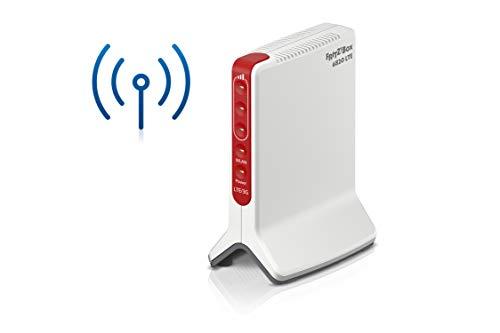 AVM Fritz!Box 6820 LTE (LTE (4G) und UMTS (3G), WLAN N bis 450 MBit/s, 1 x Gigabit-LAN, geeignet für Deutschland)