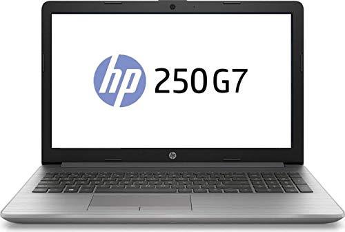 HP 255 G7 (15,6 Zoll Full-HD) Notebook (Intel Core i3-7020U, 8GB DDR4, 512 GB SSD M2, DVD±R/RW, Intel HD Grafik mit HDMI, Bluetooth, WLAN, USB 3.0, Windows 10 Prof, MS Office 2010) Schwarz, #6746