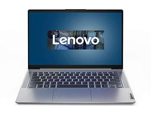Lenovo IdeaPad 5 Laptop 35,6 cm (14 Zoll, 1920x1080, Full HD, WideView, entspiegelt) Slim Notebook (AMD Ryzen 5 5500U, 8GB RAM, 512GB SSD, AMD Radeon Grafik, Windows 10 Home) silber