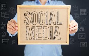 social media soziale medien sozialen medien